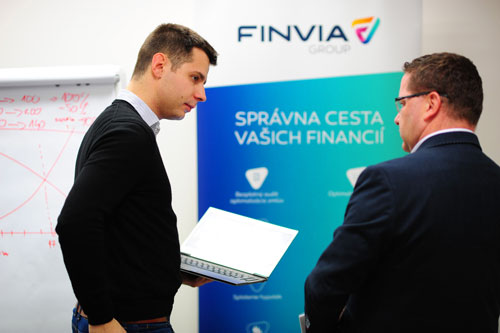 Finvia Group team
